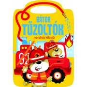 Bátor tűzoltók