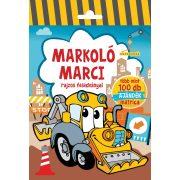 Markoló Marci rajzos feladványai
