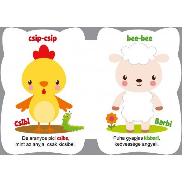 Állathangok - Cirmi és barátai