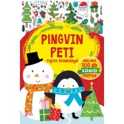 Pingvin Peti rajzos feladványai