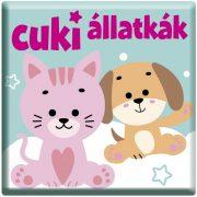 Fürdőskönyv: Cuki állatkák