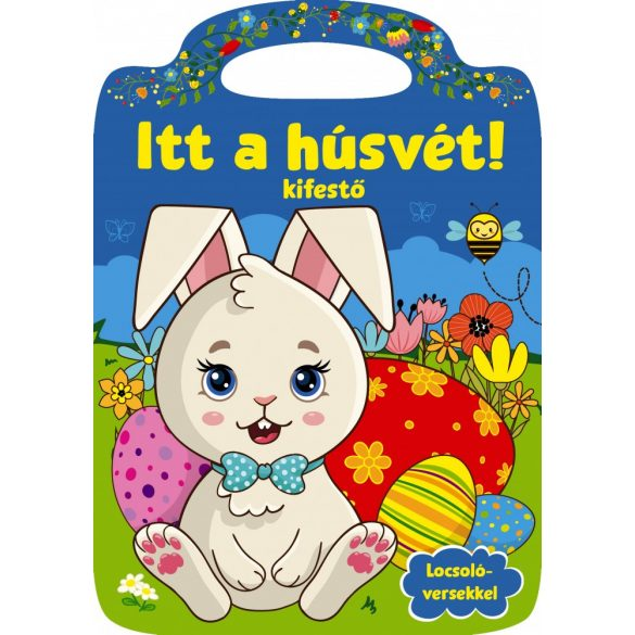 Itt a húsvét! - Kifestő