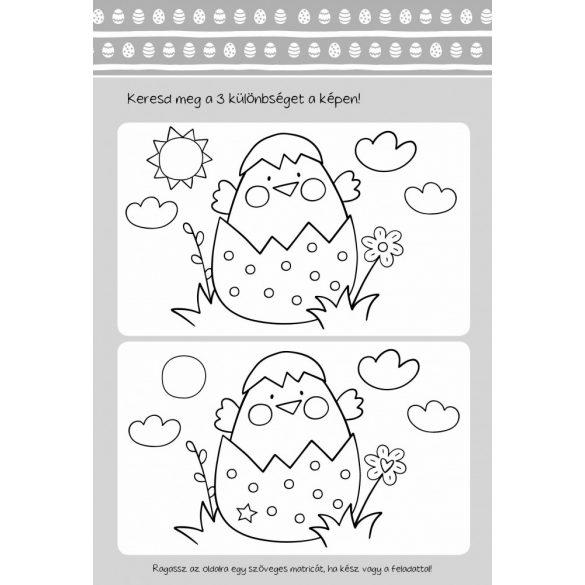 Csipike húsvéti feladványai