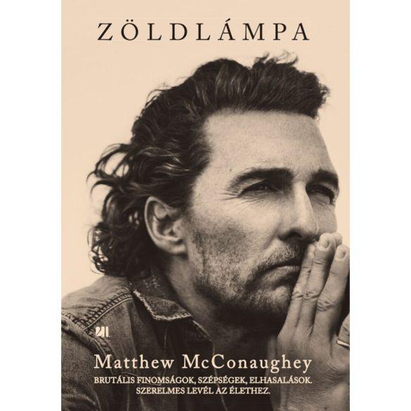 Zöldlámpa - Matthew McConaughey
