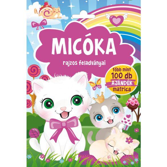 Micóka - Rajzos feladványai