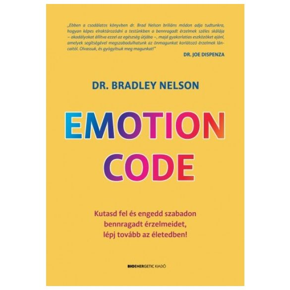 Emotion Code- Dr.Bradly Nelson