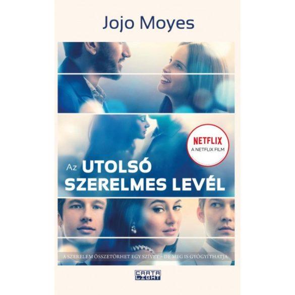 Az utolsó szerelmes levél - Jojo Moyes