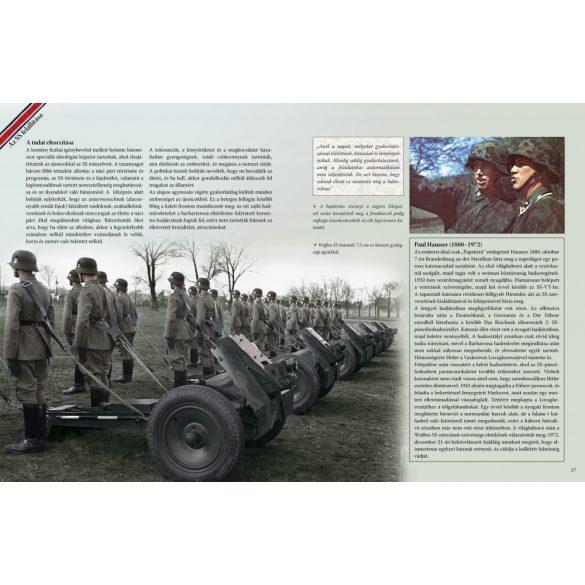 A Waffen-SS története - Hitler halálfejes gárdája