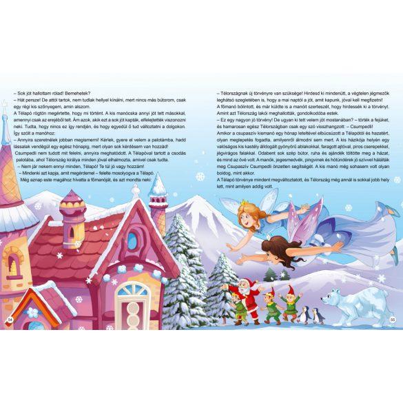 Télapó mesekönyve - 14 téli mese