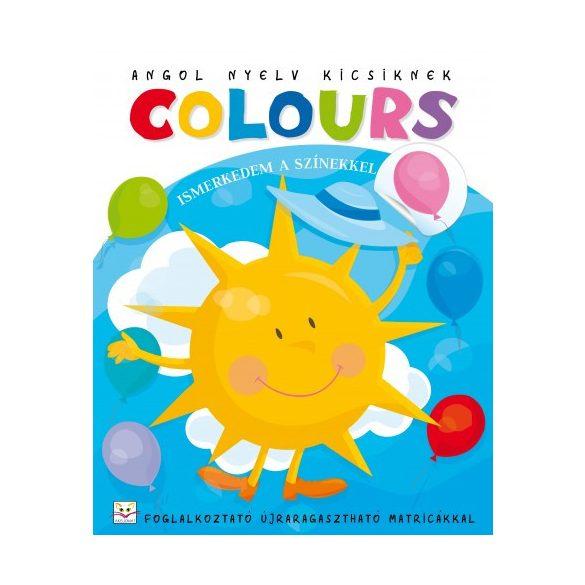 Colours - ismerkedem a színekkel