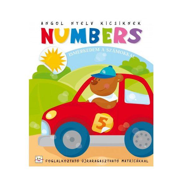 Numbers - Ismerkedj a számokkal!