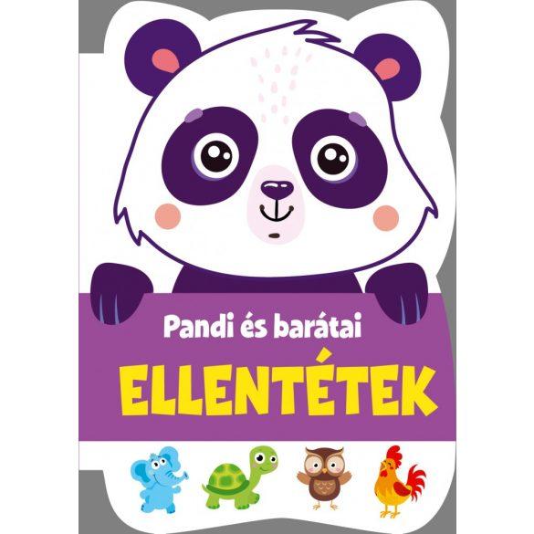 Pandi és barátai - Ellentétek