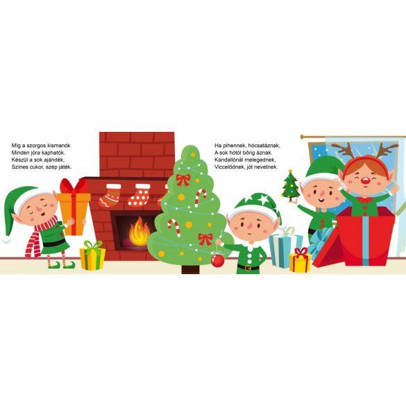 Karácsonyi csengettyű - dalok, versek