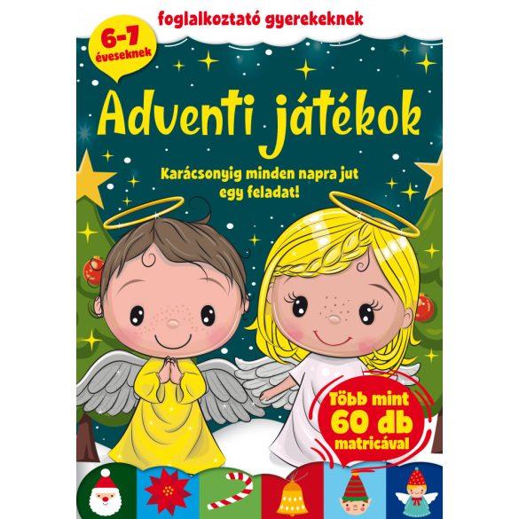 Adventi Játékok - Foglalkoztató gyerekeknek