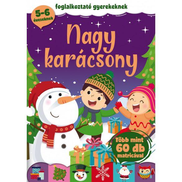 Nagy karácsony - foglalkoztató gyerekeknek