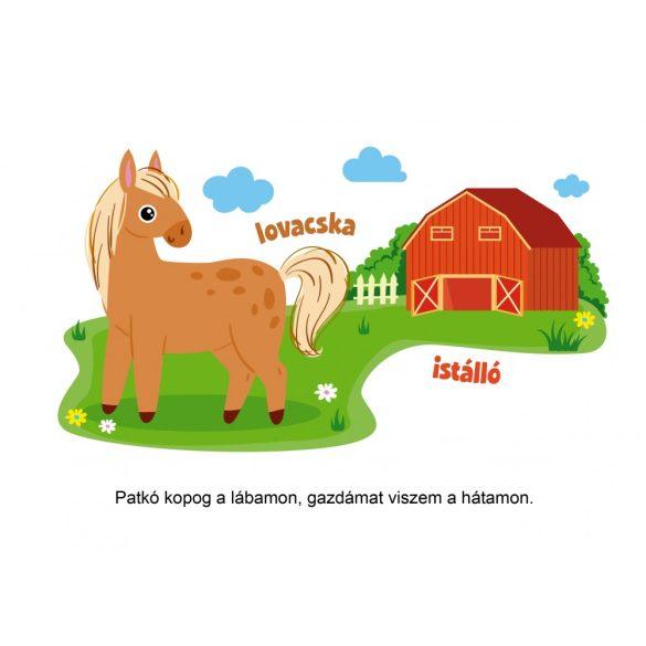 Hol laknak az állatok?