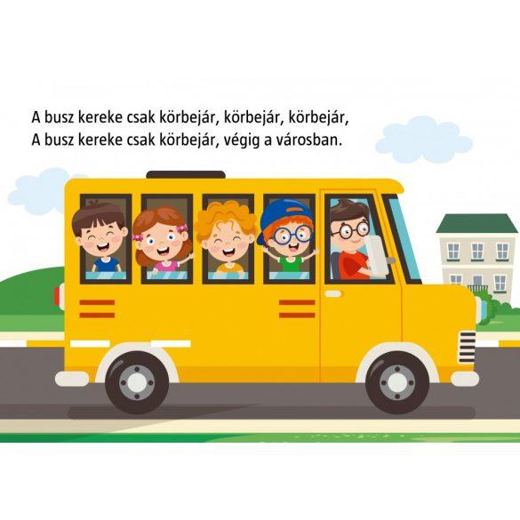 A busz kereke